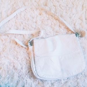 70s vintage small town over the shoulder purse